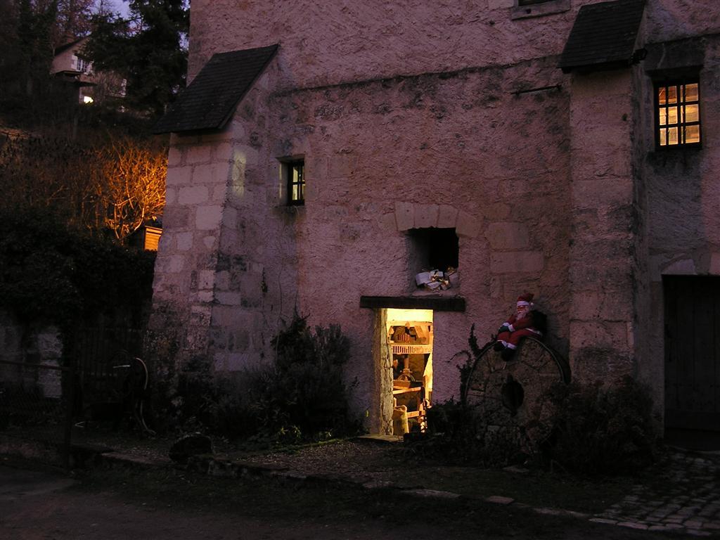 Le grenier du moulin chambre d 39 h tes brocante moulin for Chambre hote villandry